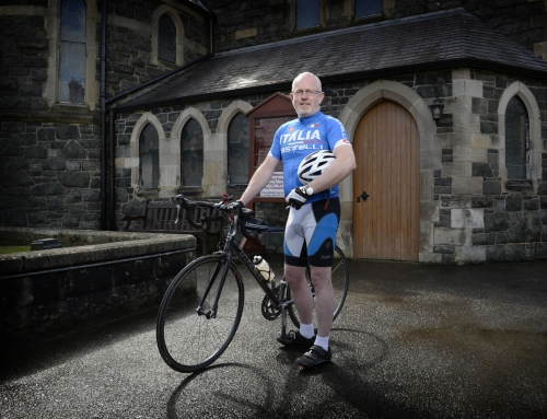 Sponsored Cycle around Church of Ireland Cathedrals in Northern Ireland